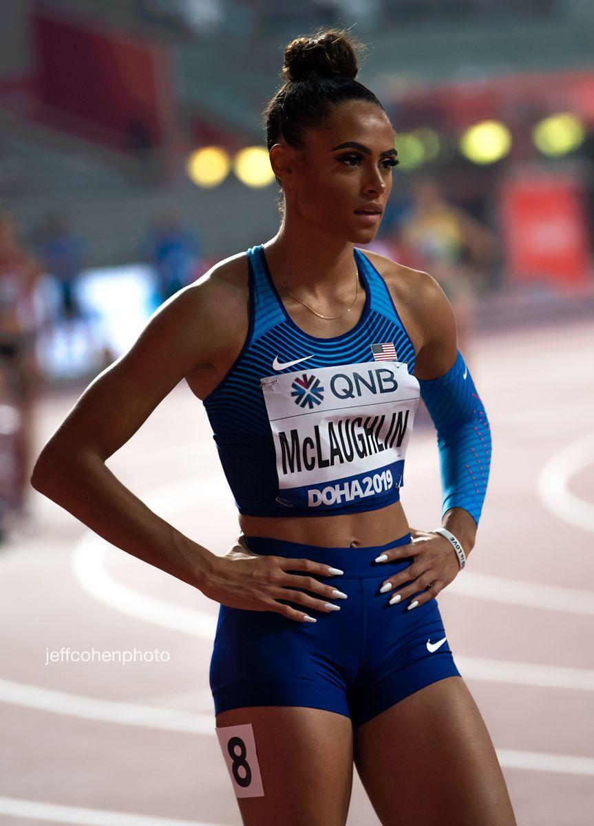 Sydney  McGlaughlin, USATF , 400 meter hurdles.