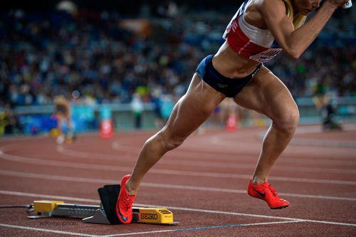 Isidora Jimenez, chile. 2019 IAAF Worl relays, Yokohama, Japan