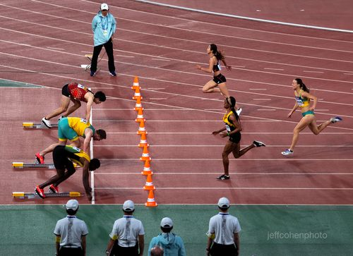 Mixed Shuttle relay