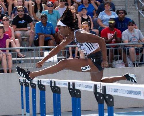 2018 USATF Outdoors day 3  harrison 100hw   2499  jeff cohen photo  .jpg
