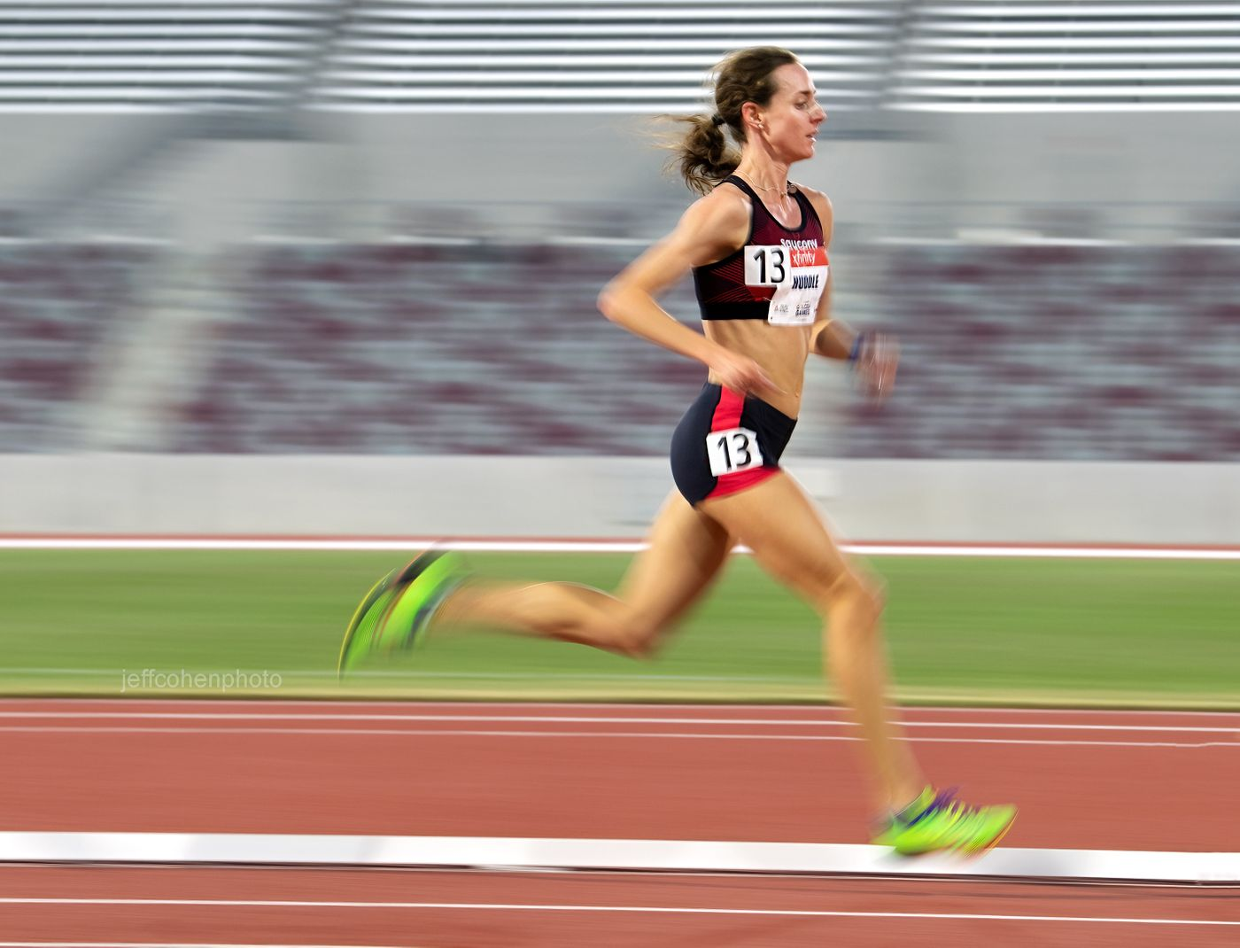 Molly Huddle, 5000 meters , 2021 USATF Golden Games