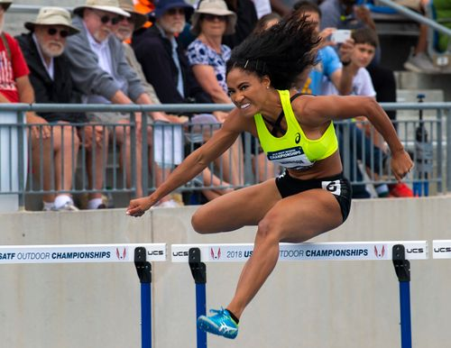 2018 USATF Outdoors day 2  queen harrison 100hw  253  jeff cohen photo  .jpg