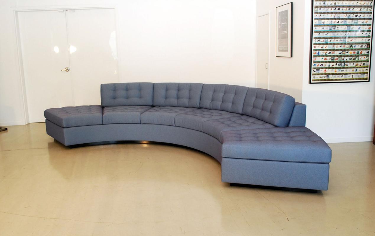 Milo Baughman inspired Sofa