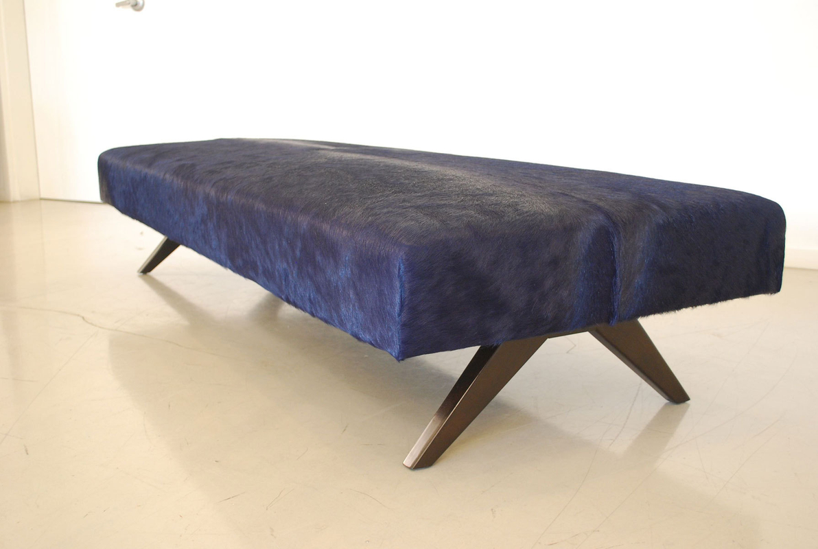Pierre Jeanneret inspired bench