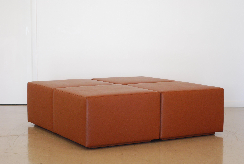 Cube Ottomans