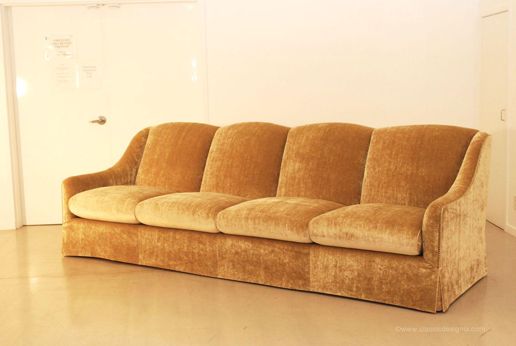 Large Custom Sofa