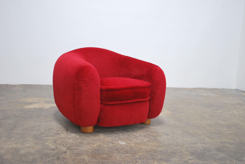 Authentic Royere Polar Bear Chair