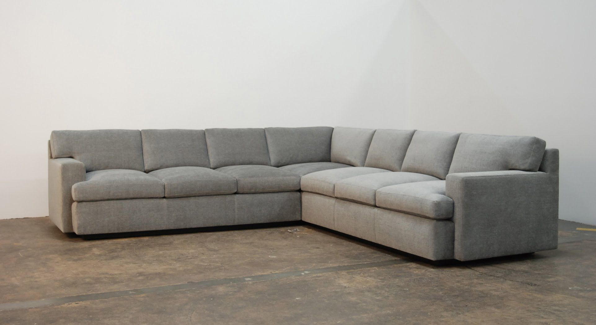 Jean Michel Frank Inspired Sectional 2