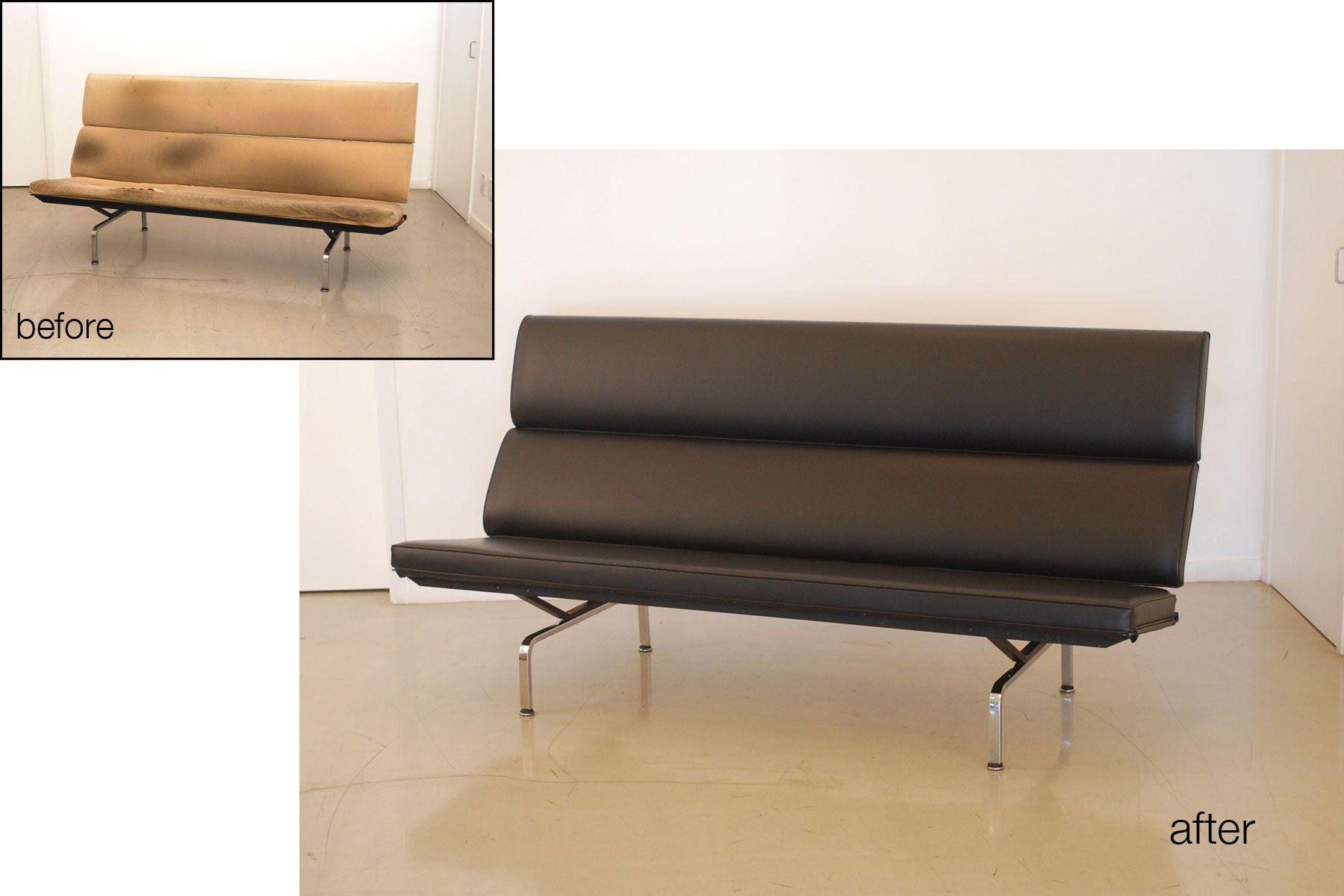 Eames Compact Sofa