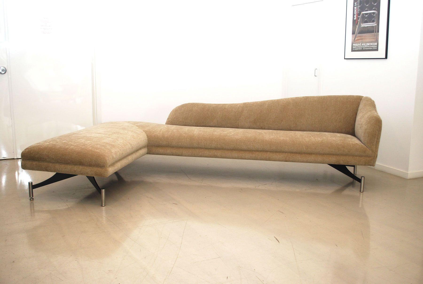 Vladimir Kagan Swanback Sofa