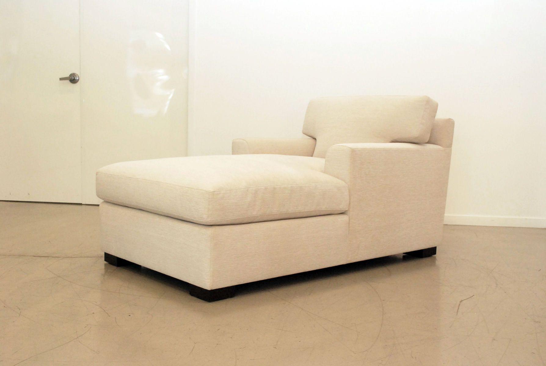 Custom Chaise Lounge Chair