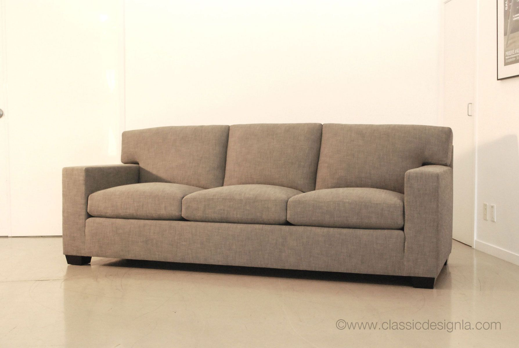 Custom JMF Sofa