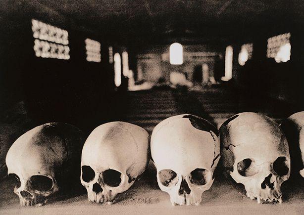 Skulls on shelf - Ntarama copy.jpg