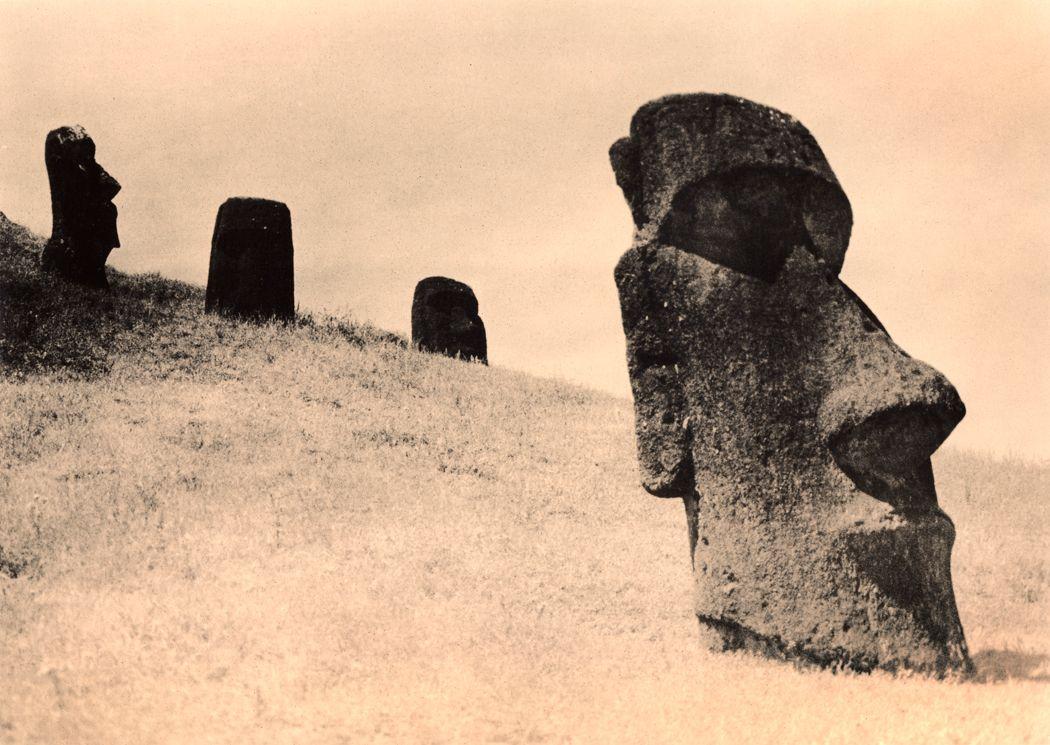 Moai - Easter Island