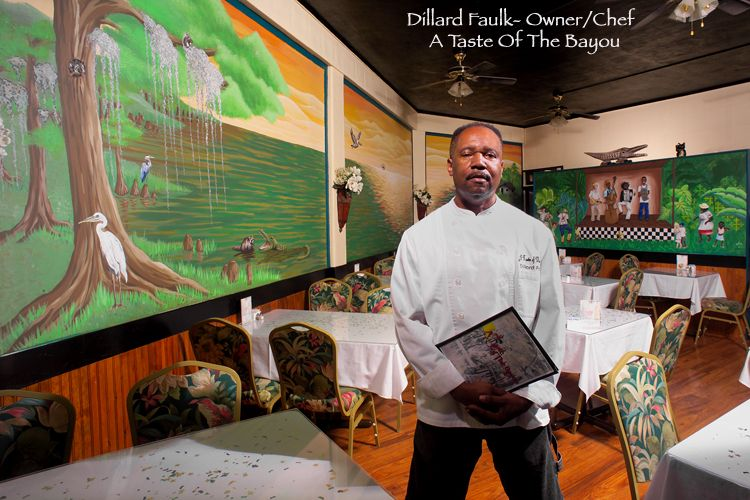 Dillard Faulk /A Taste Of The Bayou