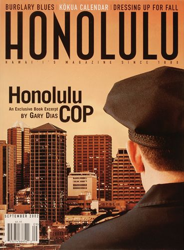 honolulu cop magazine cover