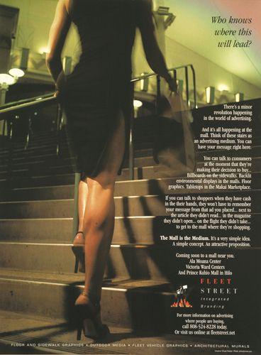 leg poster