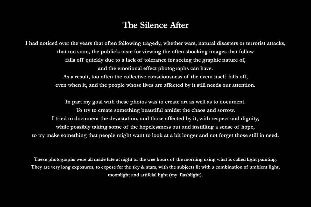The Silence After