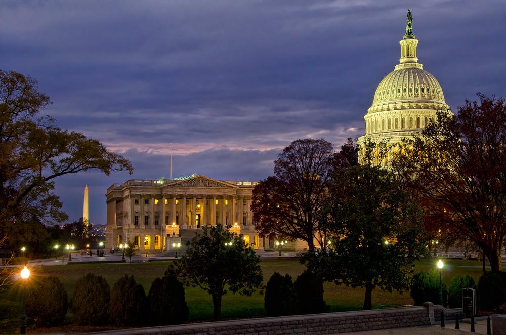 U.S. Capitol and Washington MonumentWashington, DC