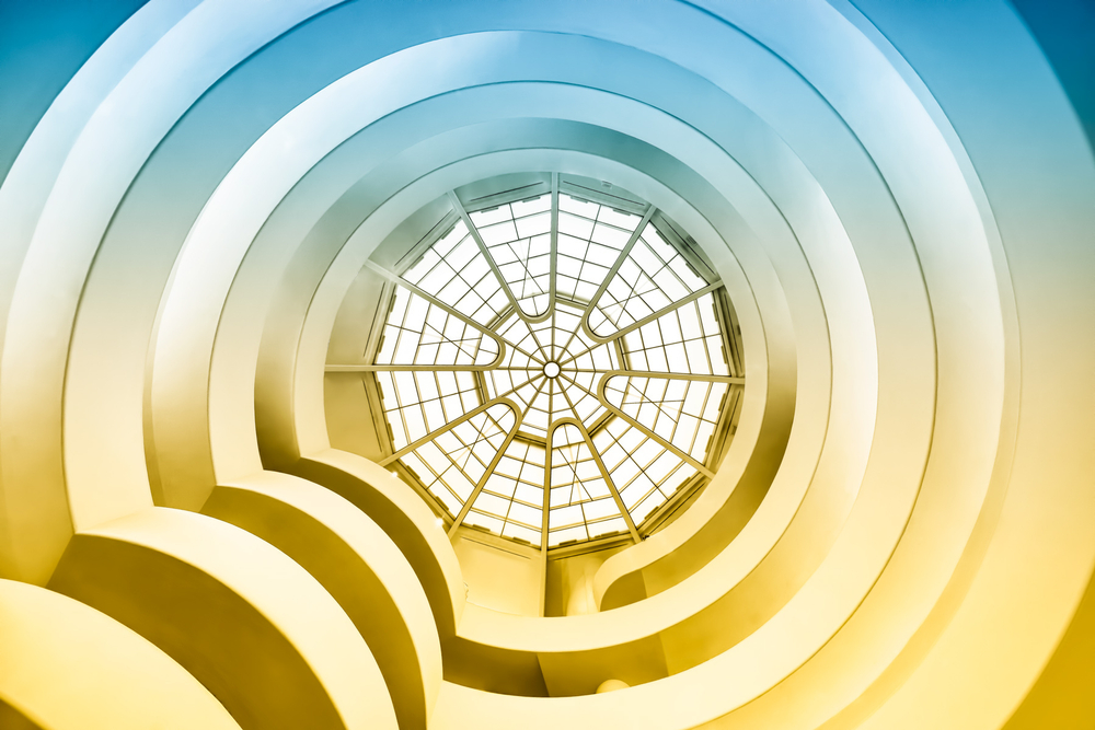 Guggenheim MuseumNew York, New YorkArchitect: Frank Lloyd Wright