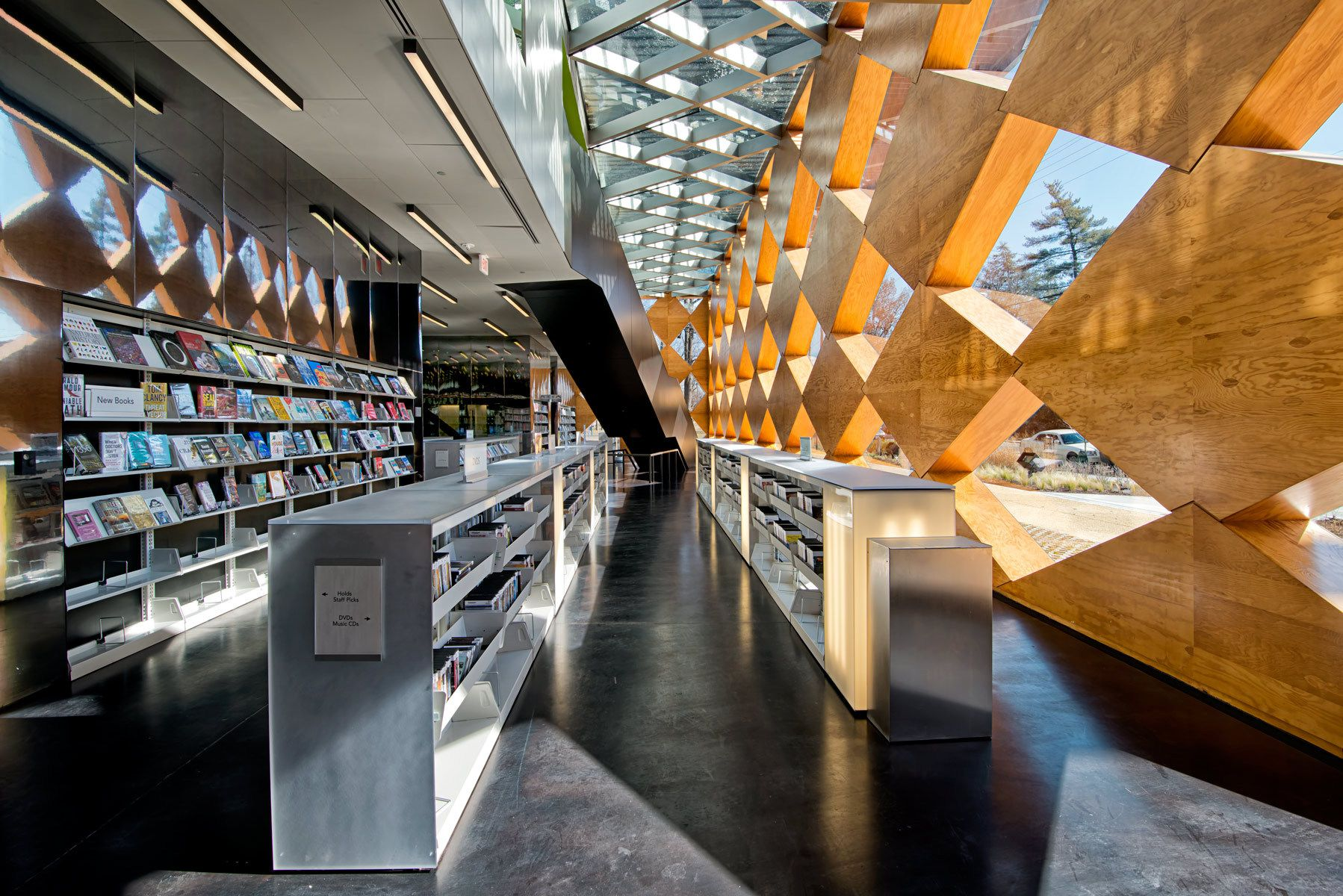 Francis A. Gregory LibraryWashington, DCArchitect: David Adjaye