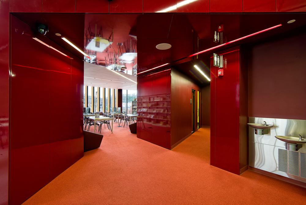 William O. Lockridge LibraryWashington, DCArchitect: David Adjaye, Adjaye Associates