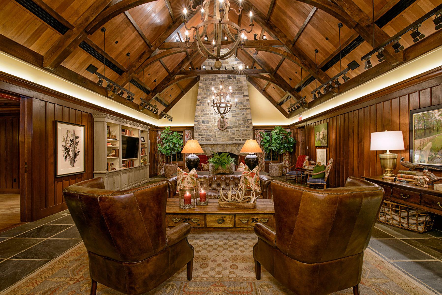 The Lodge at WillowsfordRust|Orling ArchitectureMarlene Dennis Designs