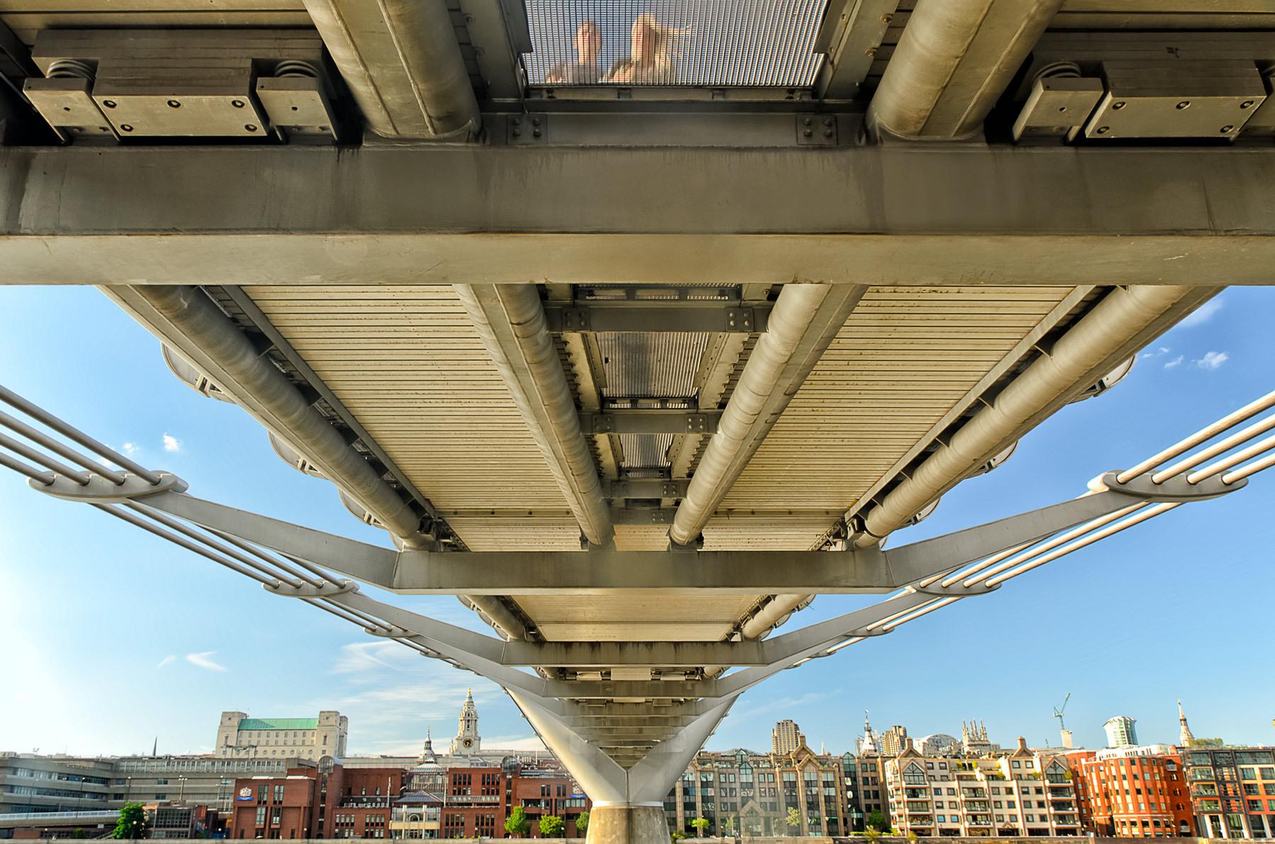 """Under the Bridge"", London, England"