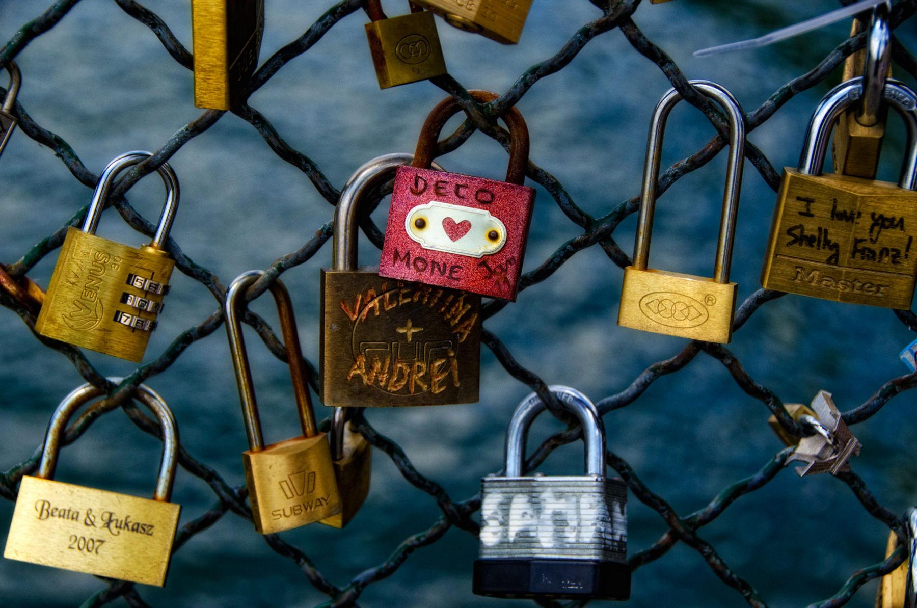 Love LocksParis, France
