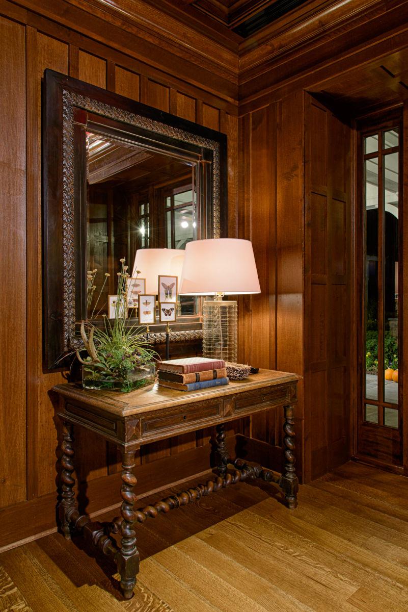 The Lodge at WillowsfordInerior Design: Marlene Dennis