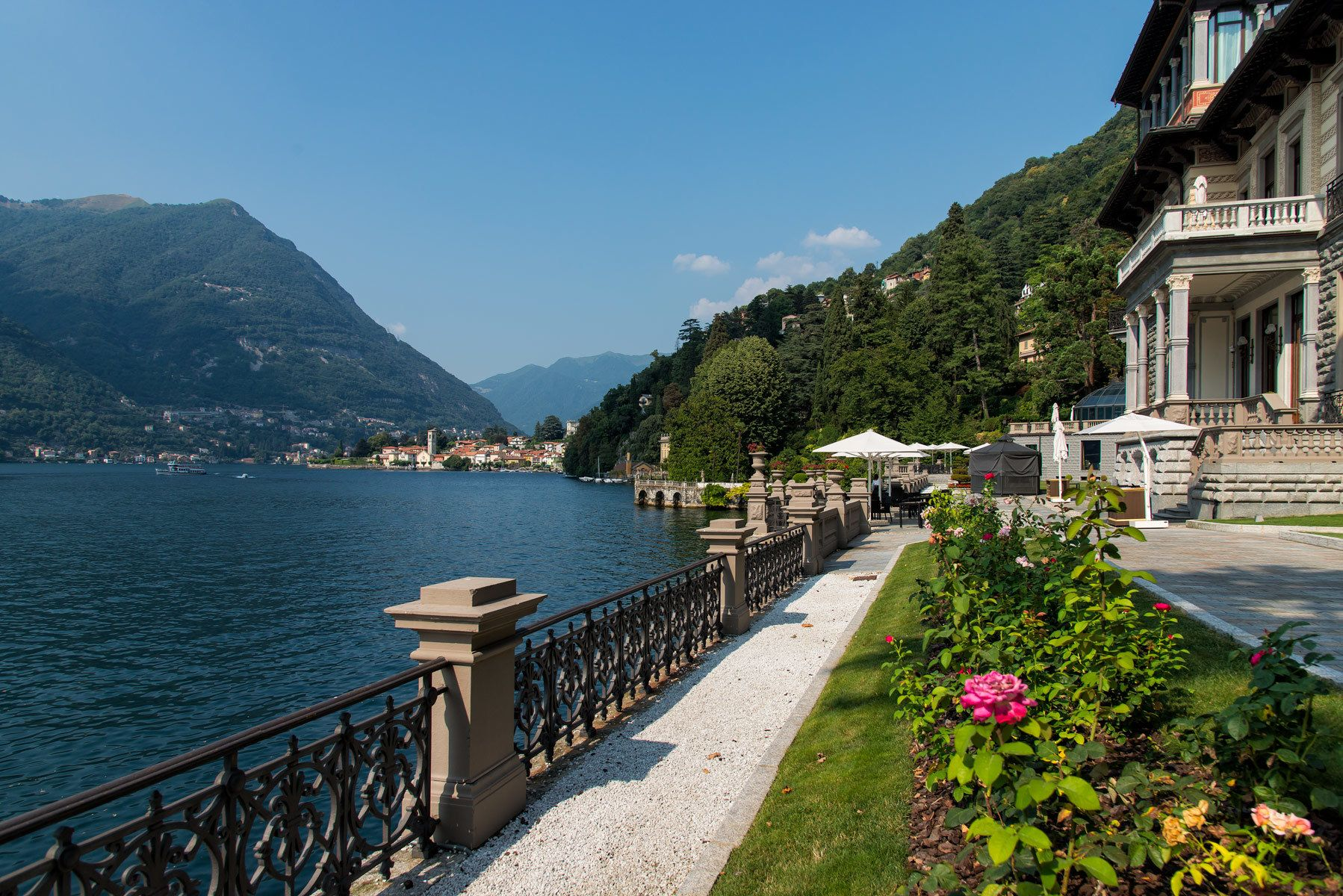 Casta Diva Resort and SpaLake Como, Italy