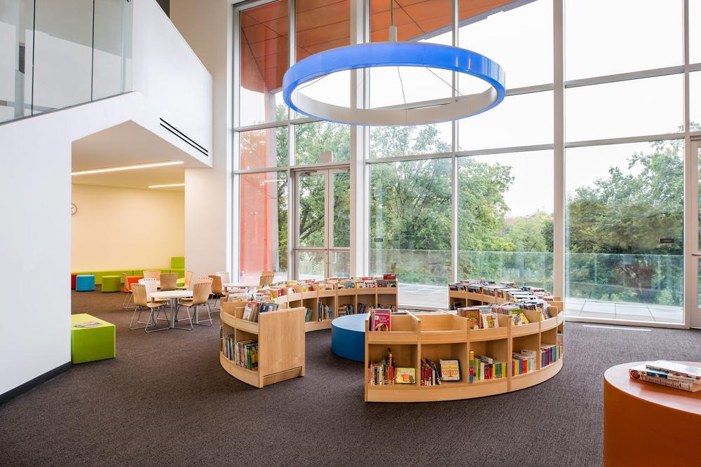 Woodridge LibraryWashington DC
