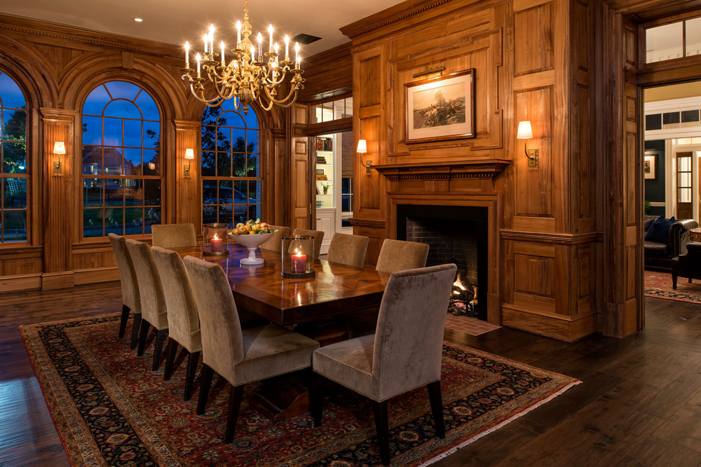 The Sycamore House at WillowsfordInterior Design: Marlene DennisArchitects: Rust|Orling