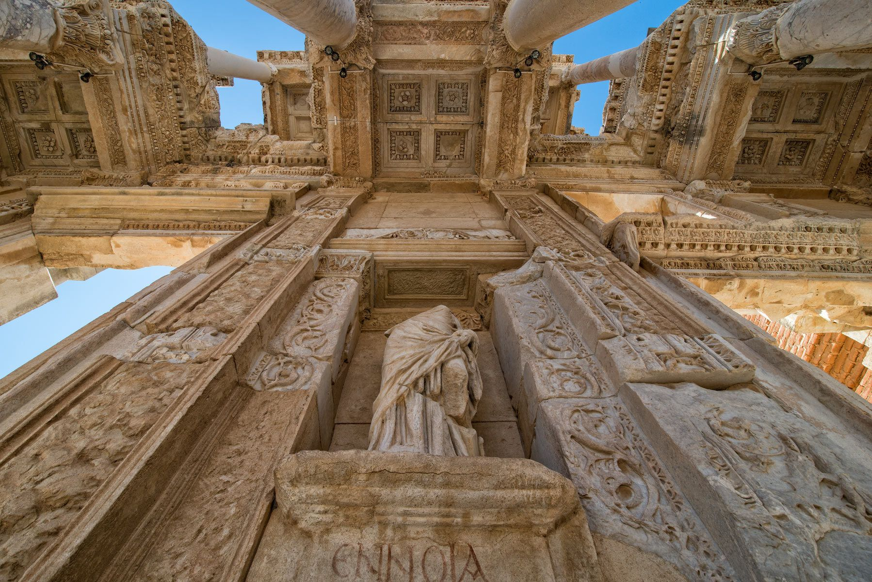 Library of Celsus, Ephesus,Turkey