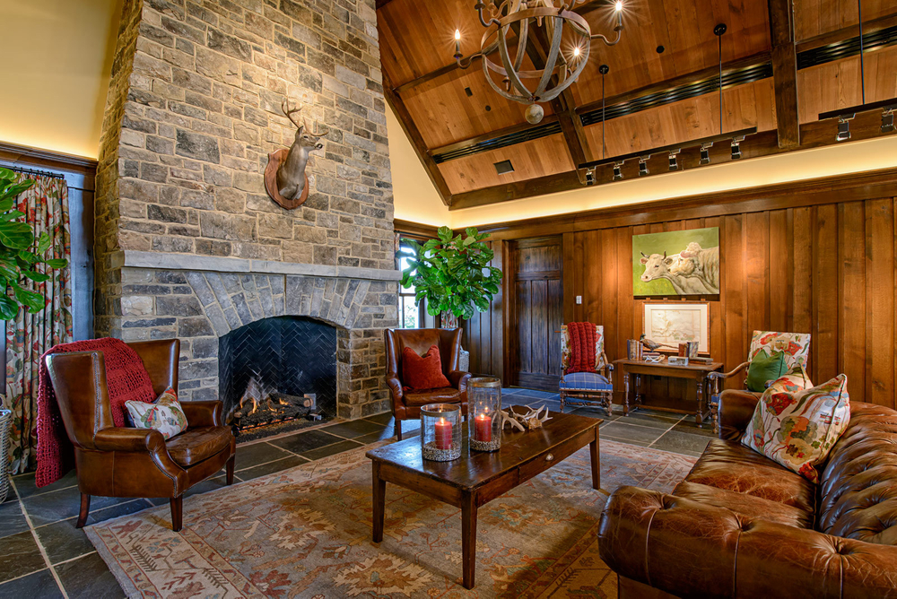 The Lodge at Willowsford