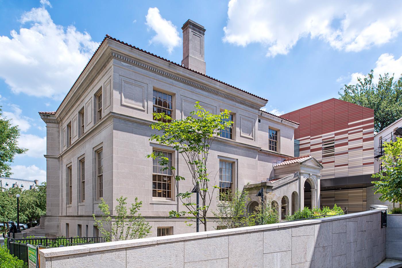 Mt. Pleasant LibraryWashington DCArchitect: CORE