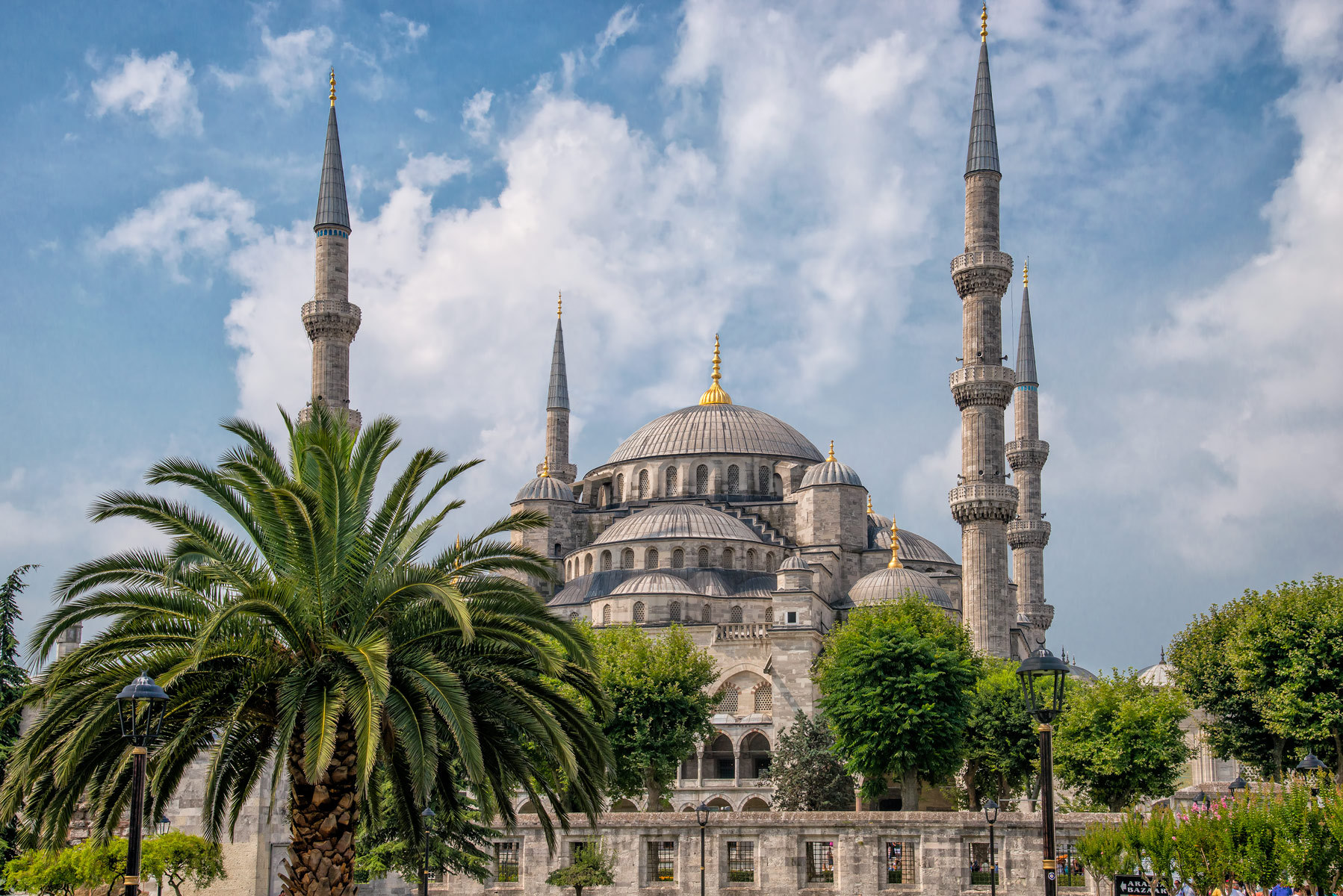 Blue Mosque, Istanbul,Turkey