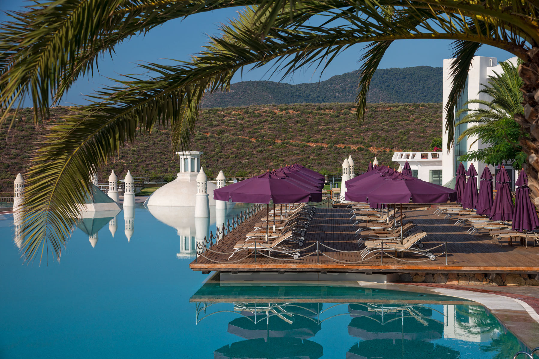 Kempinski Hotel Barbaros Bay, Bodrum, Turkey
