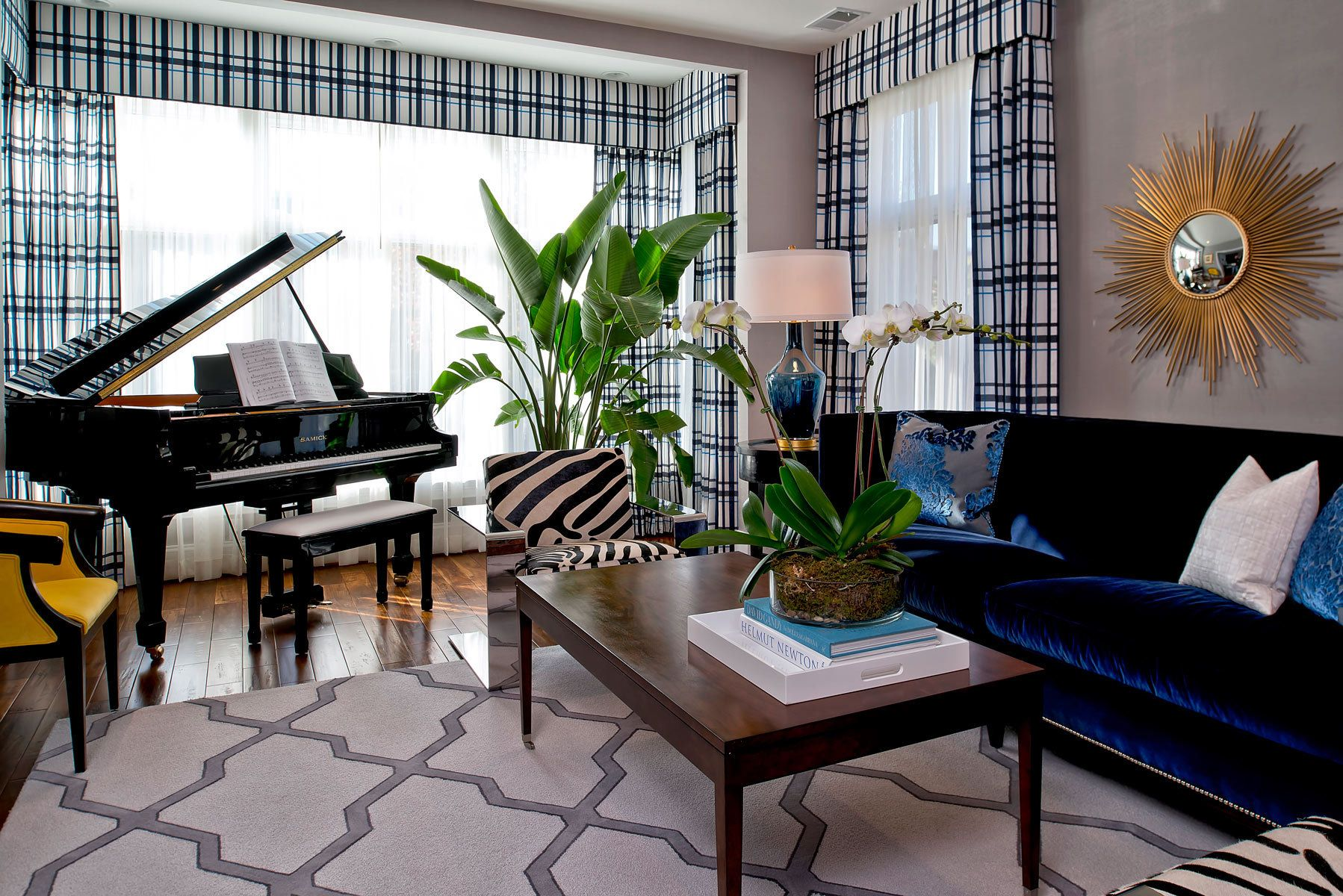 Private Washington, DC ResidenceInterior Design: P[Four]