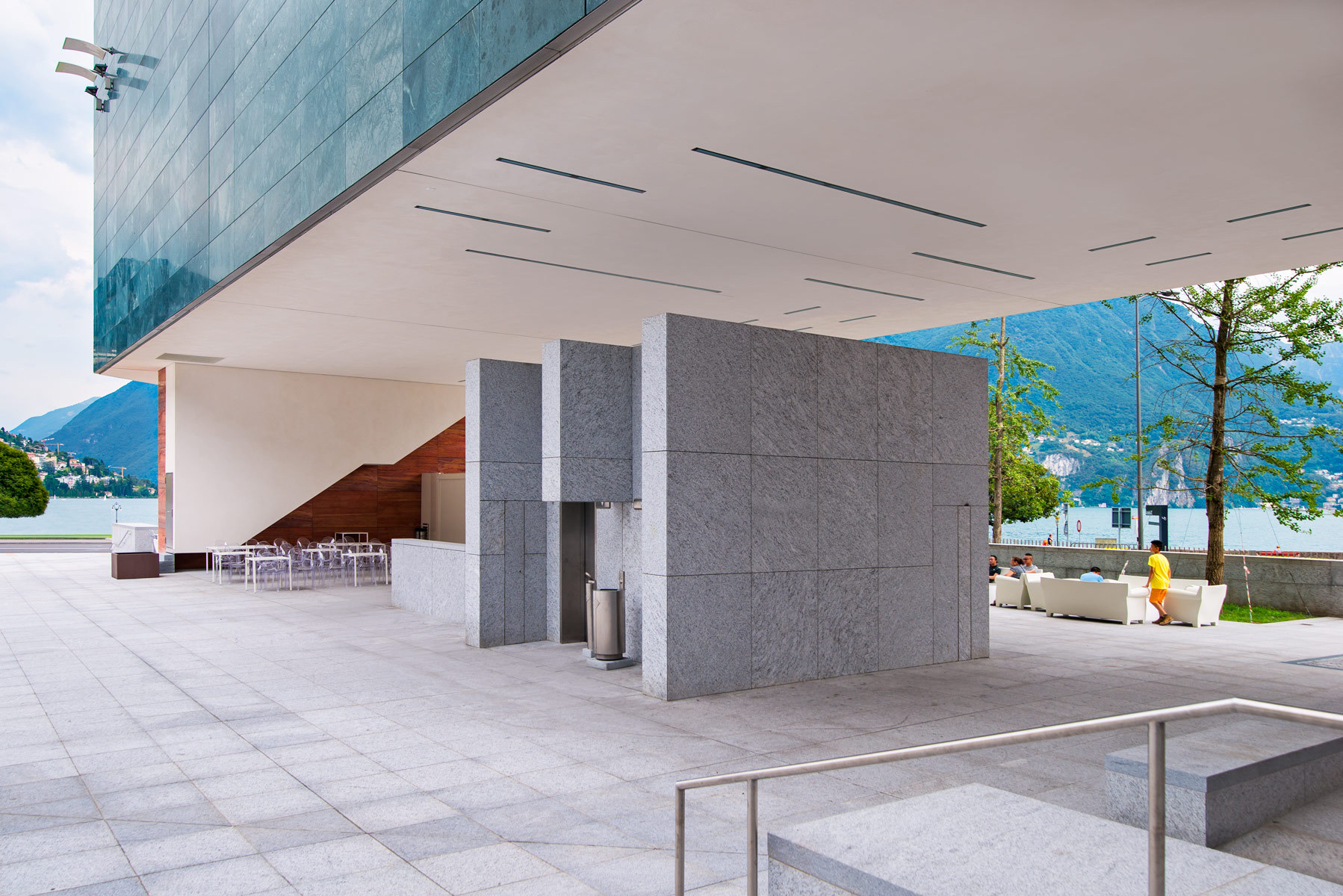 Lugano Center for Arts and CultureLugano, Switzerland