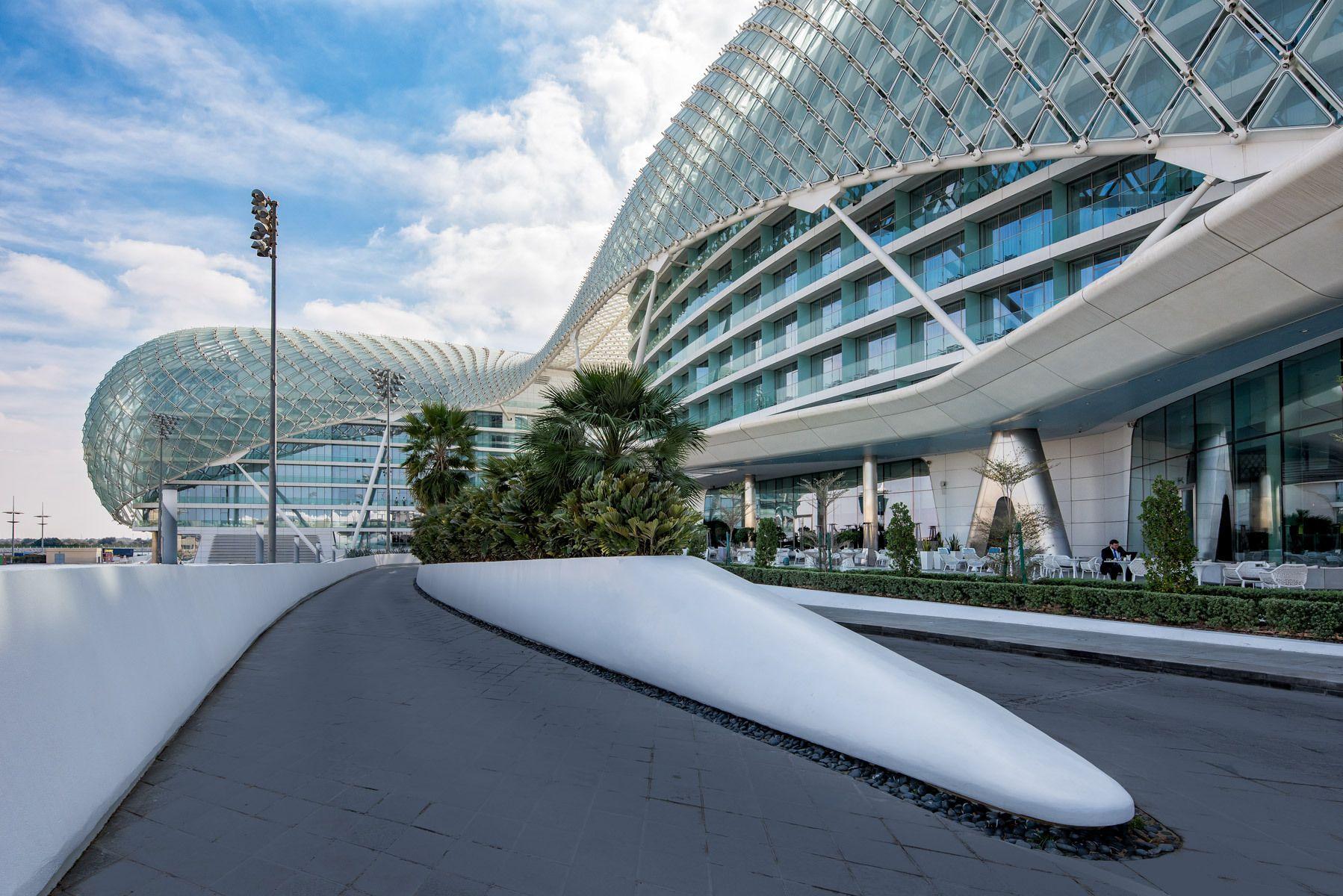 Viceroy Hotel, Abu Dhabi, UAE