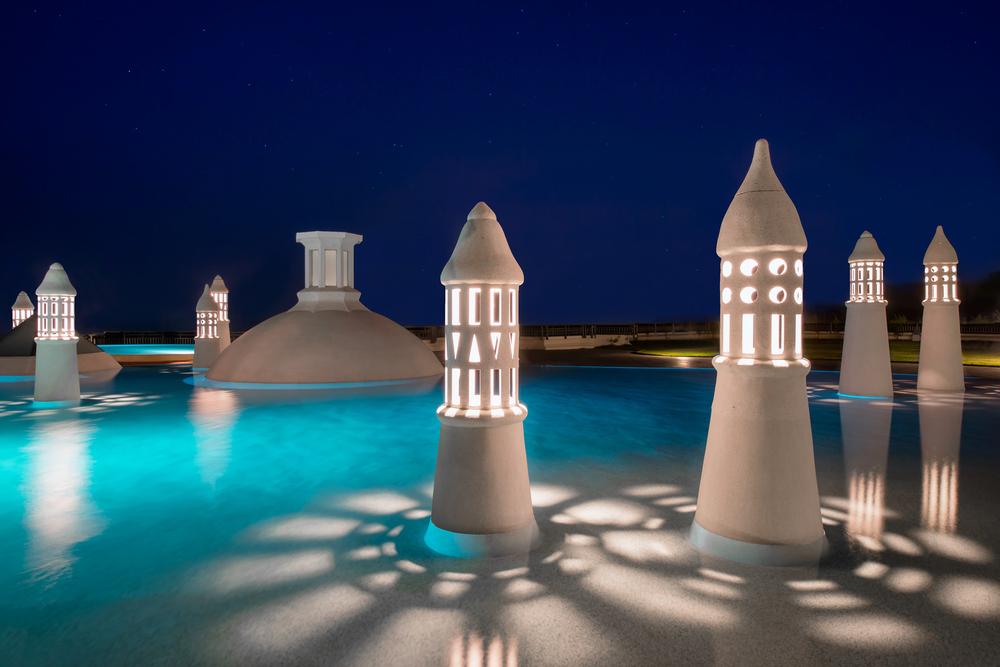 Kempinski Barbaros Bay Hotel, Bodrum, Turkey