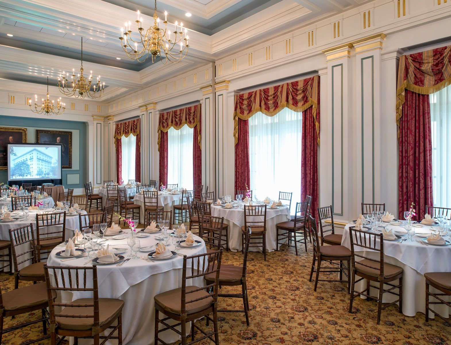 Army Navy Club, Washington DC
