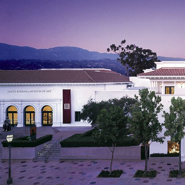 THE SANTA BARBARA MUSEUM OF ART