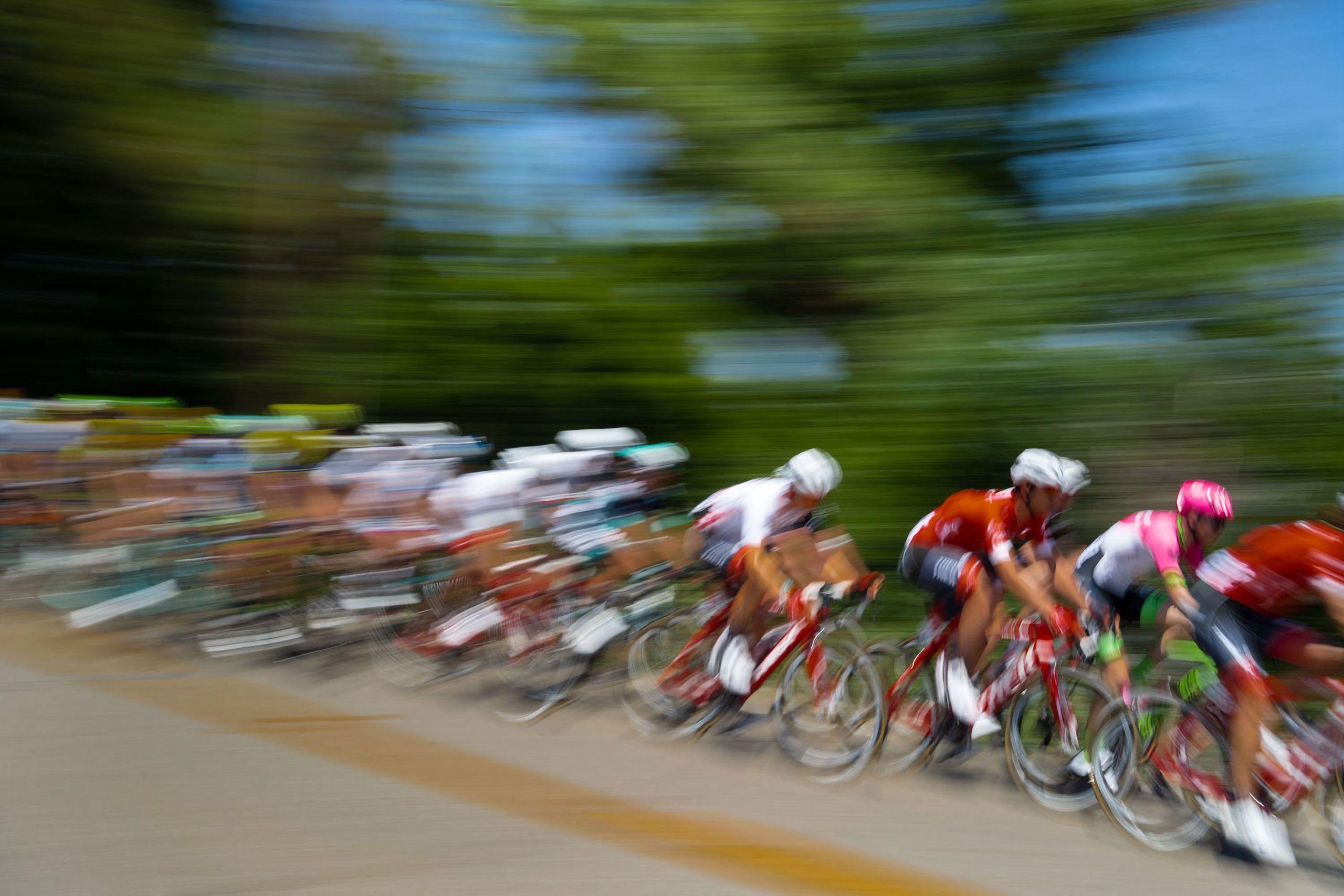 Peloton Amgen Tour of California 2018 Davis
