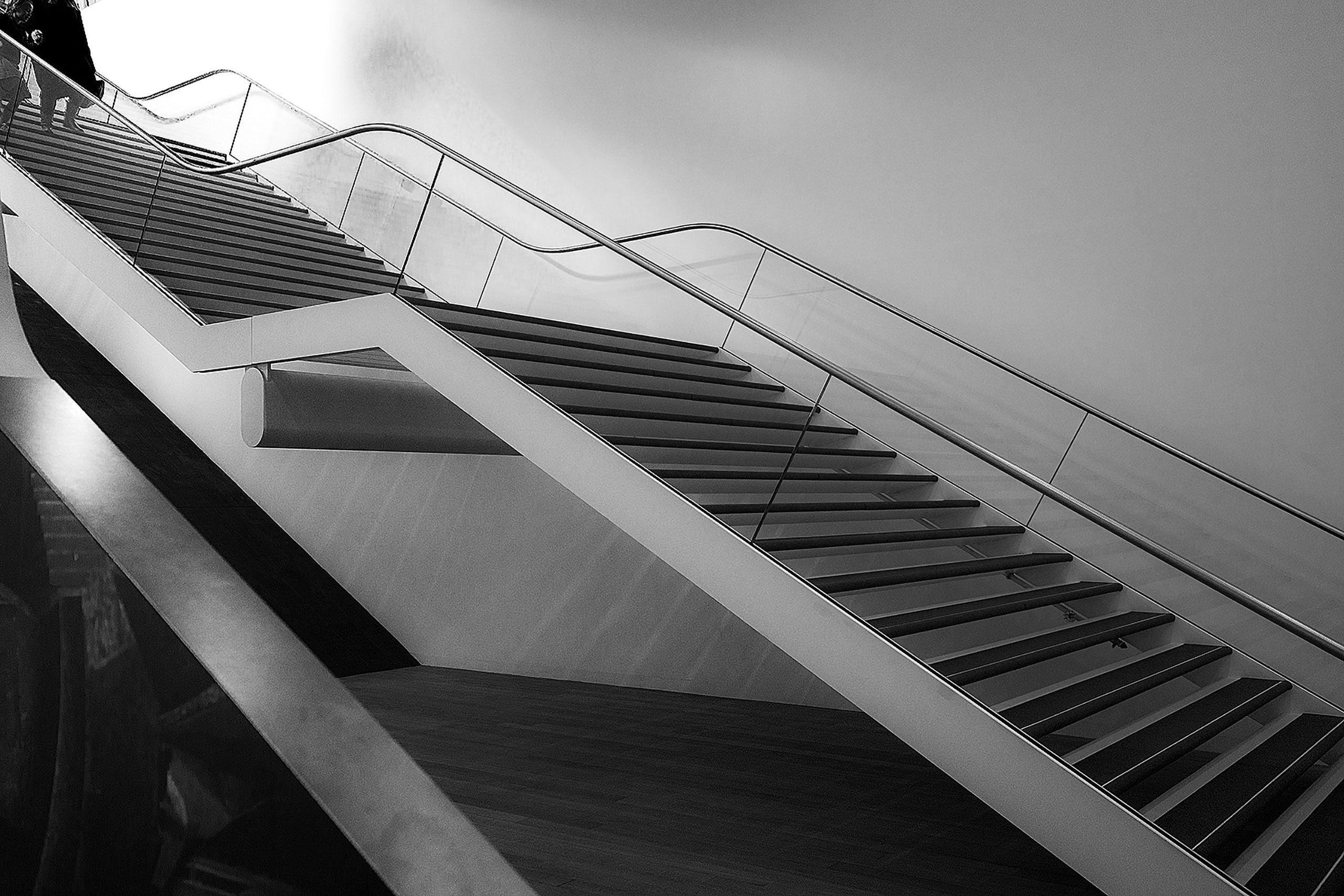 stairs  Stedelijk Museum Amsterdam
