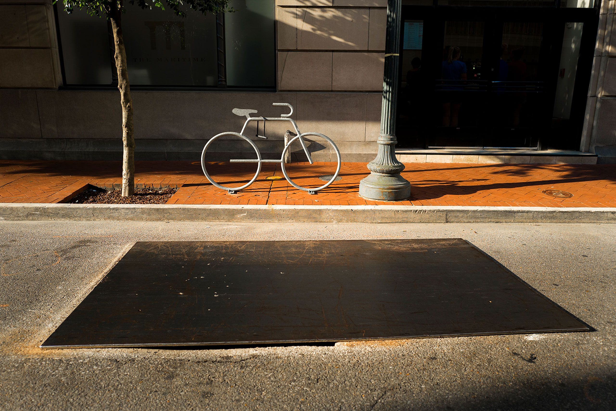 Street repair new orleans style