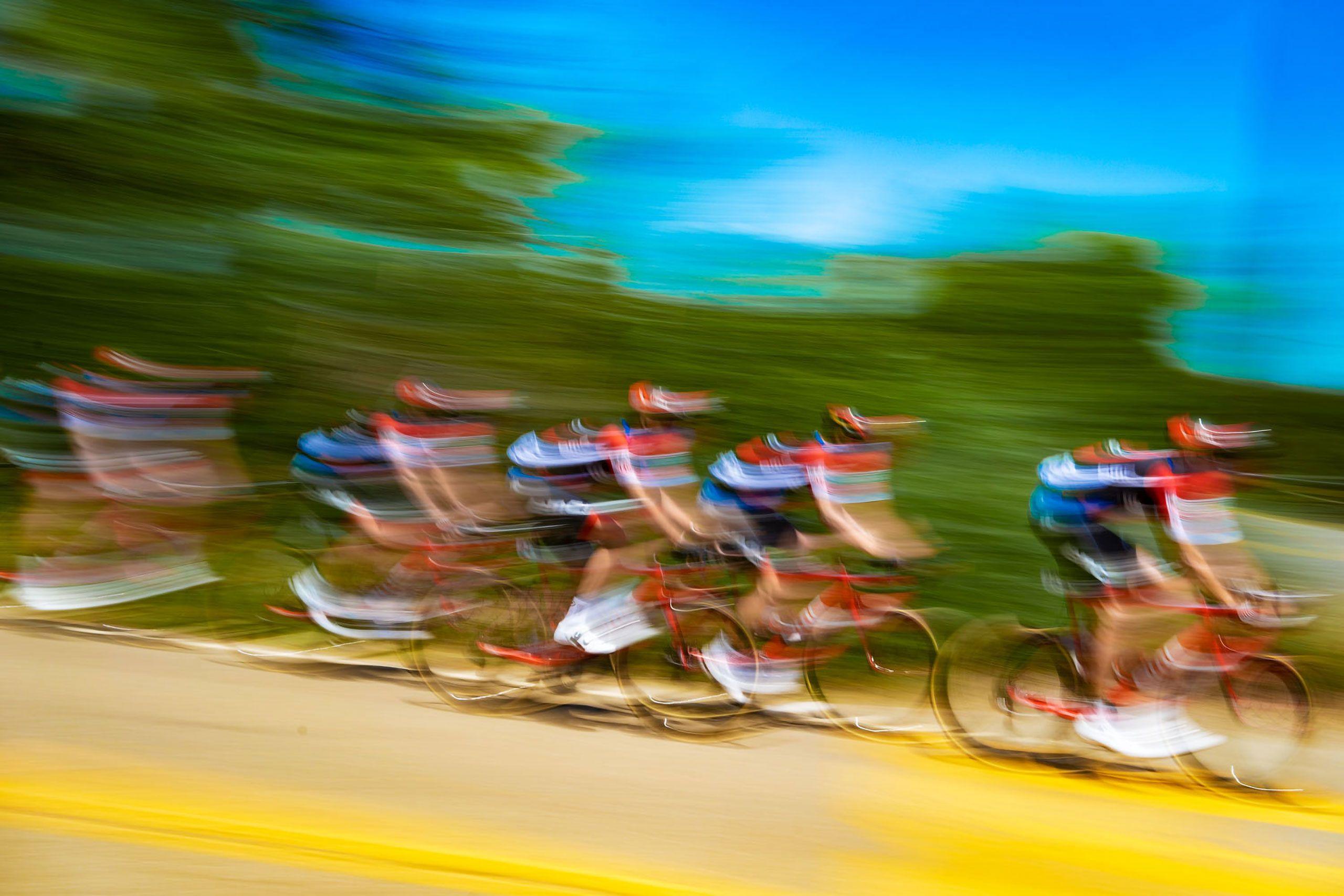 a team Amgen Tour of California 2018 Davis
