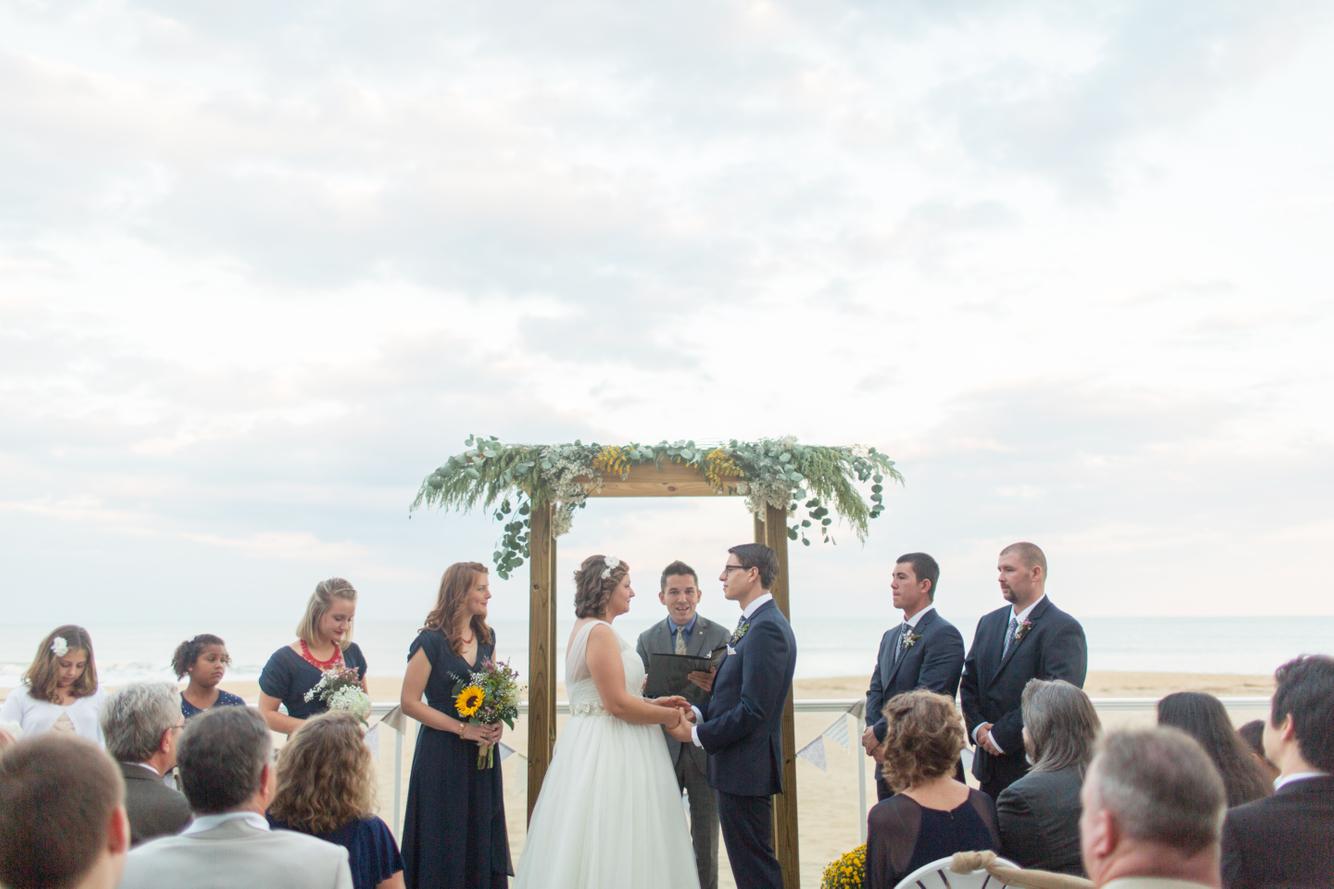 Carley & Jacob Sweetwater Sandbridge Beach House DIY Wedding, T.Y. Photography Virginia Wedding Photographer-456.jpg