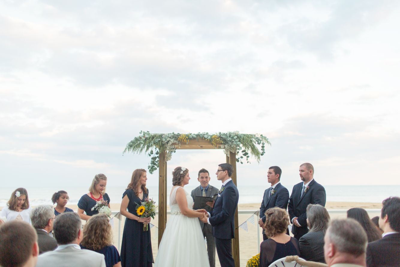 Carley & Jacob Sweetwater Sandbridge Beach House DIY Wedding, T.Y. Photography Virginia Wedding Photographer-456.jpg